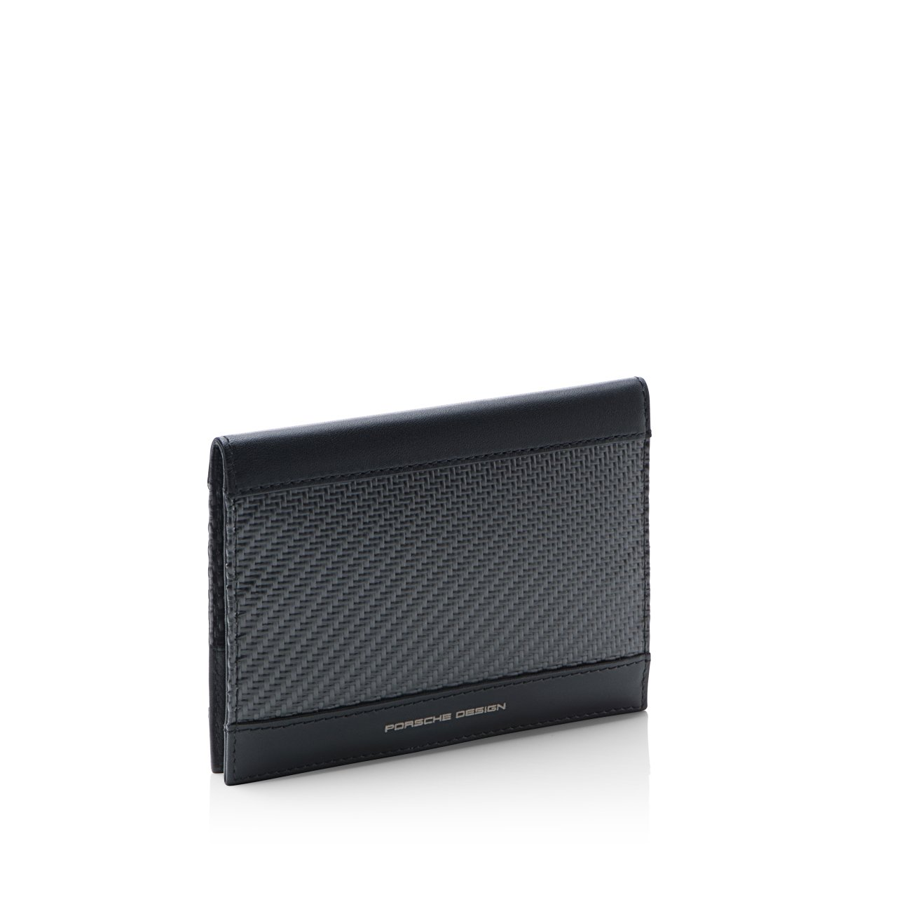 Porsche Design Carbon Passport Holder (Carbon Fibre & Leather)
