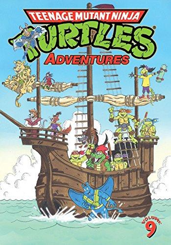 (Teenage Mutant Ninja Turtles Adventures Volume 9 (TMNT Adventures))