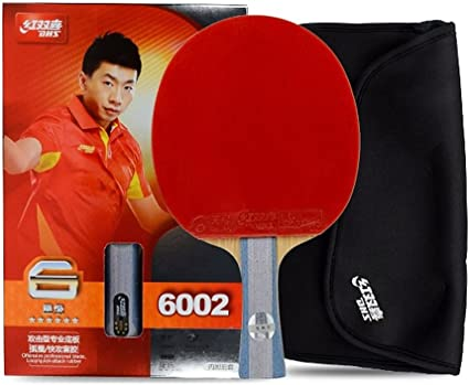 DHS Table Tennis Racket Case Ping Pong Paddle Cover,Pouch,Bag
