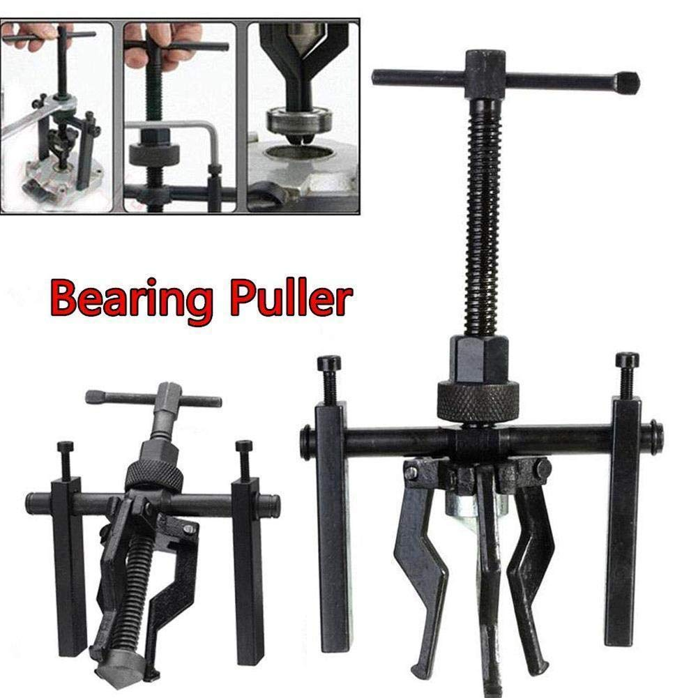 JOAN DOMINGUEZ 14-38MM$ Inner Hole Bearing Puller Bearing Disassembly Three-Jaw Pull Code Top Puller Hole Inner Bearing Puller