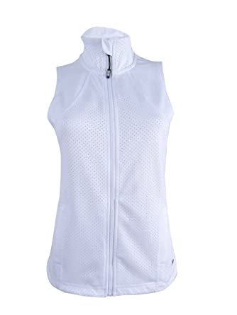 5602099b Amazon.com: Tommy Hilfiger Sport Womens Workout Fitness Vest: Clothing