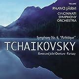 "Symphony No. 6 ""Pathetique"", Romeo and Juliet Overture - Fantasy"