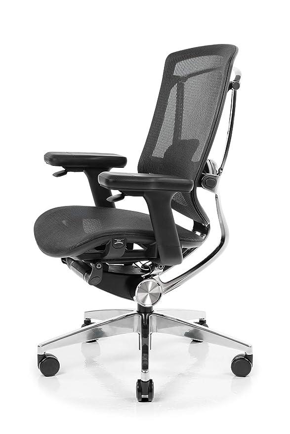 NEUE NeueChair Silver | Silla ergonómica de Oficina para computadora (filial de Secretlab): Amazon.es: Juguetes y juegos