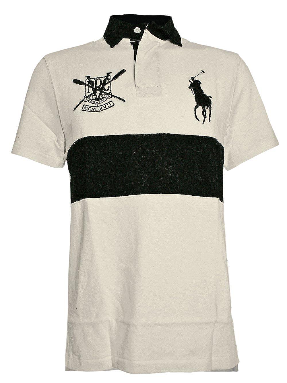 Ralph Lauren Diseñador Hombre Polo Shirt Camisetas - Big Pony ...