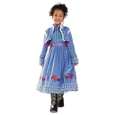 Amazon.com: Tienda Disney Disney Deluxe – Disfraz Princesa ...