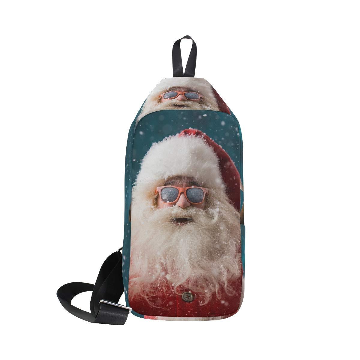 5b8e8525cd2b Amazon.com | IMOBABY Winter Holiday Chriestmas Santa Claus Sling ...