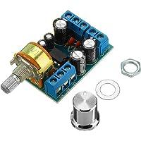 ILS - TDA2822M 1Wx2 Doble Canal Audio estéreo Amplificador Control Volumen Tablero módulo