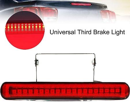 32 LED Brake Light Warning Car Rear 12V Fog Lamp Red