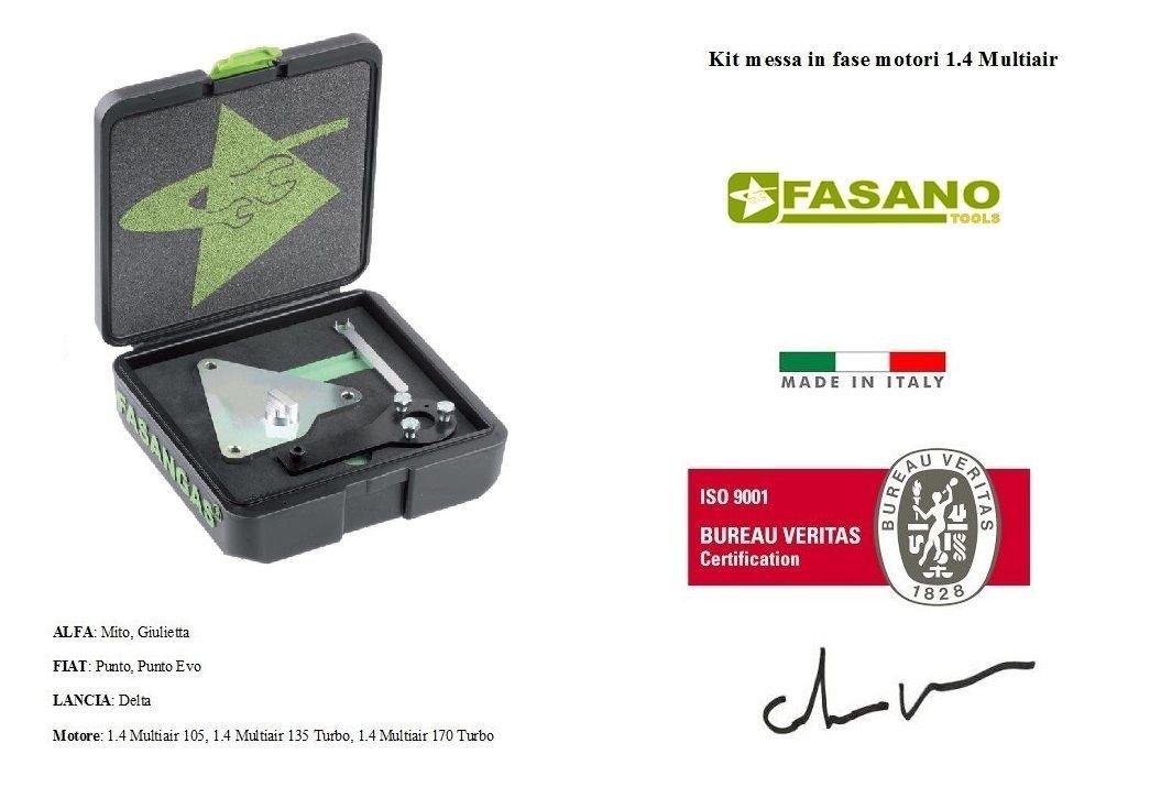Toma de encendido motores gasolina Fiat Alfa Lancia 1.4 MultiAir Fasano fg192/FT10: Amazon.es: Coche y moto
