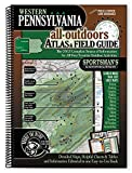 Sportsmans Connection 8201 Western Pennsylvania All-Outdoors Atlas & Field Guide