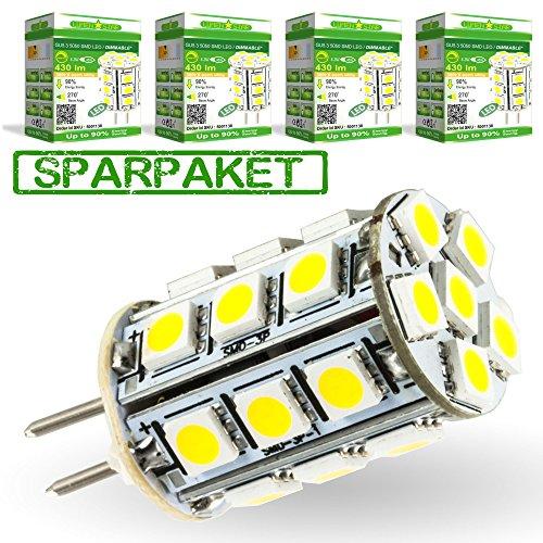 4260269373024 Ean 5001362 Lumen Star 4er Pack Led Gu5 3