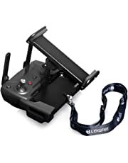 Lekufee Lightweight Aluminum Alloy Foldable 4-12 Inches Tablet Holder Mount for DJI Mavic Mini/Mavic 2 Pro/Mavic 2 Zoom/Mavic Pro Platinum/Mavic Air/DJI Spark Remote Controller