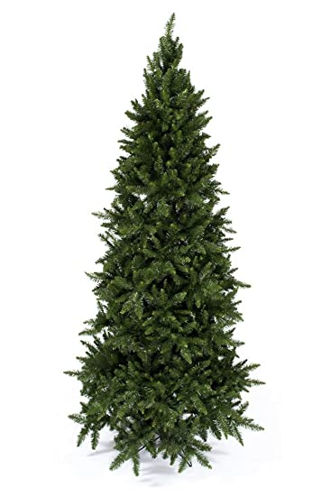 Ship My Plants 7.5ft Slim Calgary Artificial Christmas Tree (Unlit) - Amazon.com: Ship My Plants 7.5ft Slim Calgary Artificial Christmas