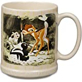 Disney Store Bambi Mug Thumper Flower Classic Animation Collection Coffee Mug