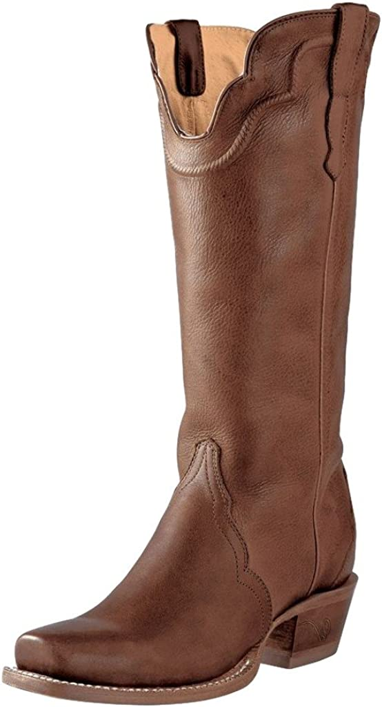 OUTLAW Western Boots Womens Square