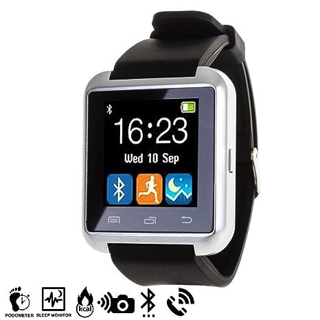 Silica DMH165SILVER - Smartwatch multifunción Bluetooth ...
