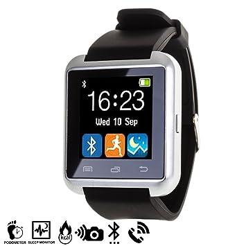 Silica DMH165SILVER - Smartwatch multifunción Bluetooth Silver ...