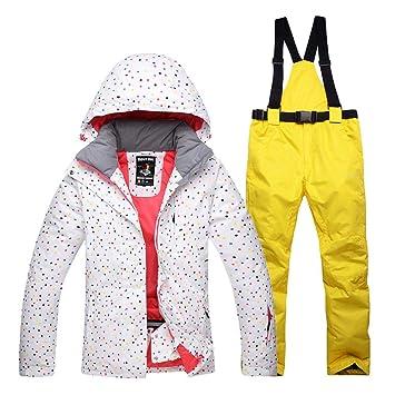 Chaqueta De Esquí Al Aire Libre Impermeable Para Mujer Traje De Esquí A Prueba De Viento Chaqueta De Nieve A Prueba De Viento Snowboard Impermeable ...