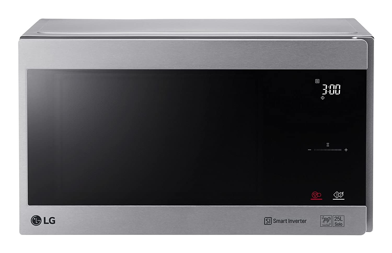 LG MS2595CIS - Microondas (Encimera, Solo microondas, 25 L, 1000 W ...