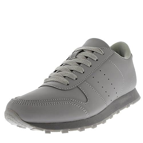 Sneakers grigie per donna Oodji Ultra 0gR35yNeHm