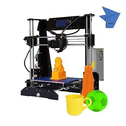 Aibecy Impresora 3D Kit de bricolaje Auto-ensamblaje rápido de ...