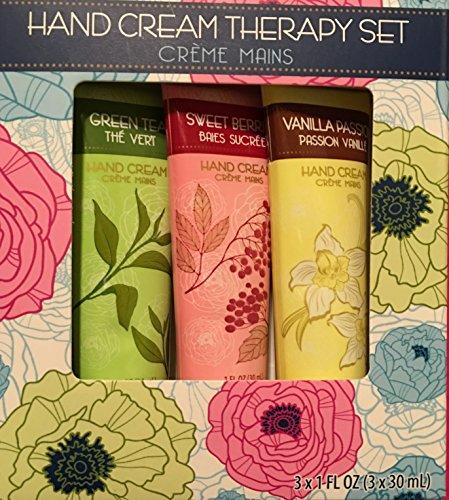 Hand Cream Therapy Set