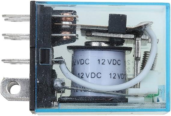 1 broches changeur 8 A-ry212005-Neuf 5vdc 1 x monostabiles relais