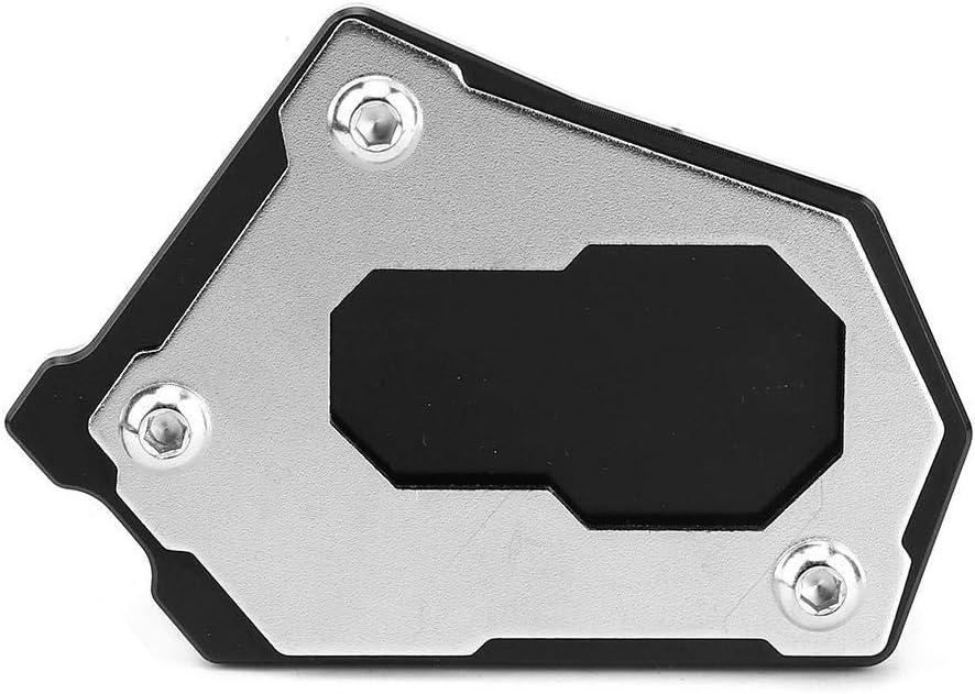 Motorrad Seitenst/änder Verl/ängerung Pad Vergr/ö/ßerer for F750GS F850GS Passend for 2018-2019 Outbit Motorrad-Seitenst/änder