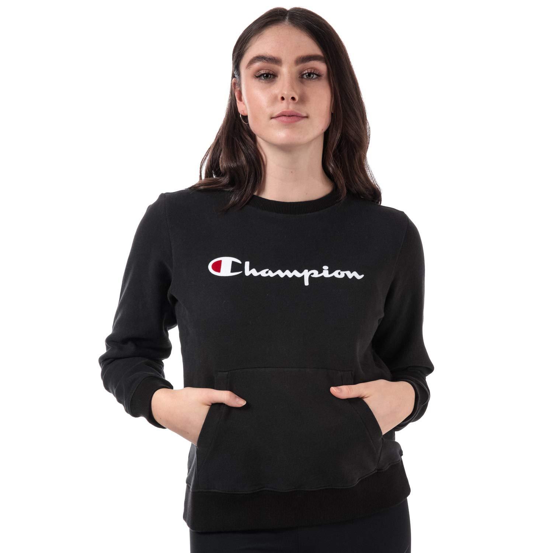 TALLA XS. Champion Reverse Weave Crewneck Sweatshirt Sudadera para Mujer