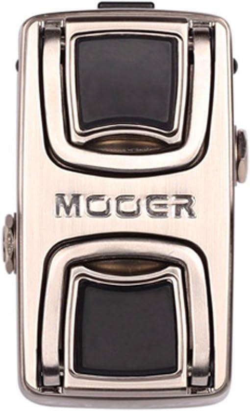 Mooer leveline guitar volume pedal.