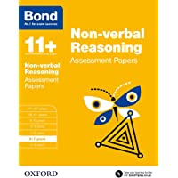 Bond 11+: Non-verbal Reasoning: Assessment Papers: 6-7 years