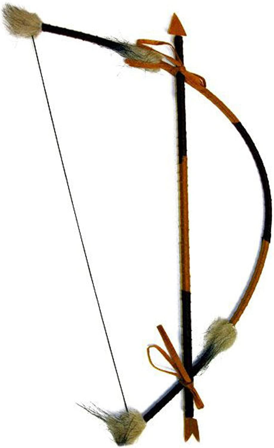 Native American Bow and Arrow Set Costume Accessory