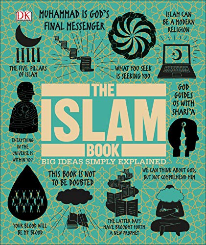Book Cover: The Islam Book: Big Ideas Simply Explained
