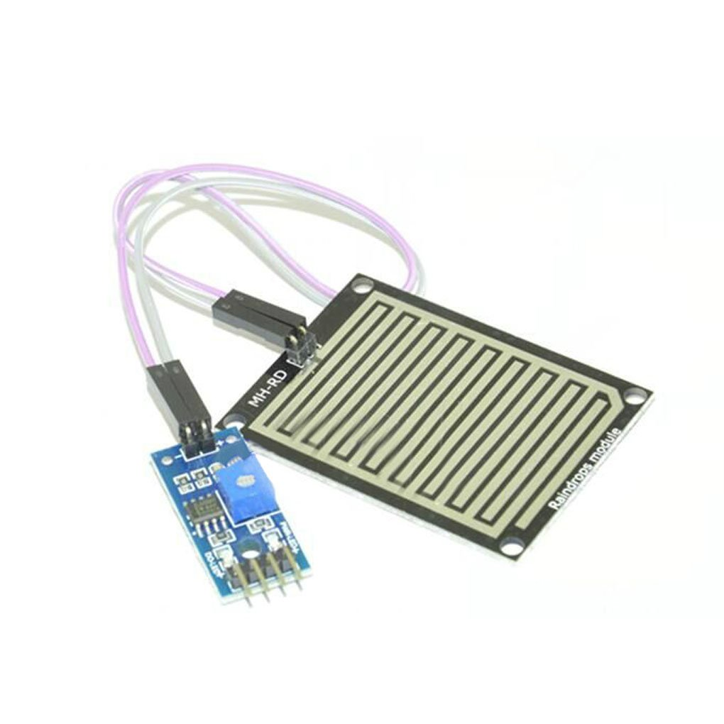 M-Egal Snow Raindrops Detection Sensor Module Rain Weather Module Humidity For Arduino