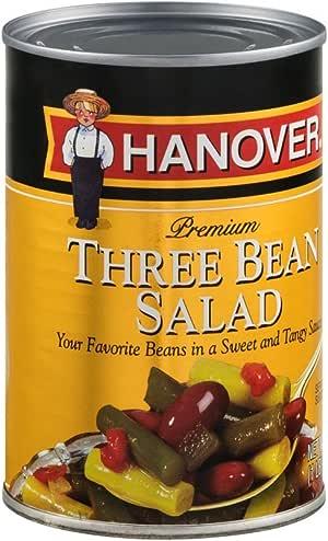 Amazon.com: Hanover Premium Three Bean Salad: Everything Else