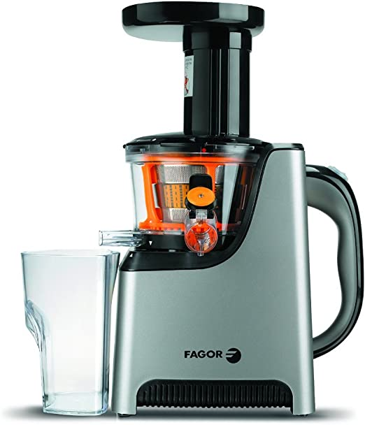 Fagor LC-150 Slow juicer, 40 W, 2 kg, Gris: Amazon.es: Hogar