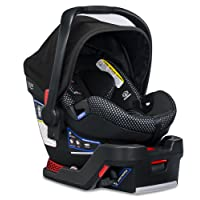 Britax B-Safe Ultra Infant Car Seat - Rear Facing | 4 to 35 Pounds - Reclinable...