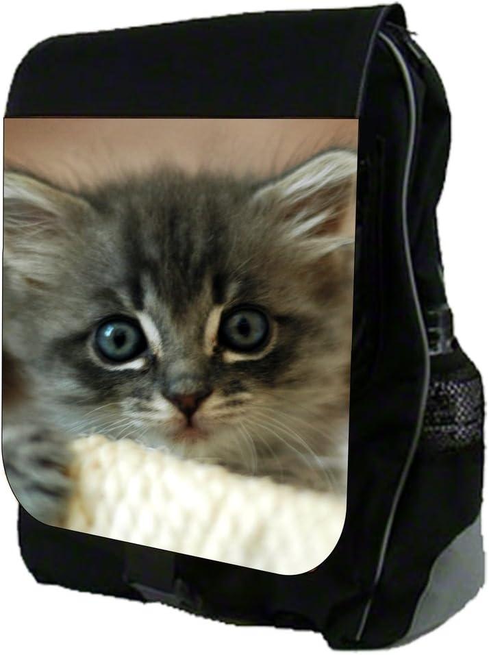 Cute Kitten TM School Backpack
