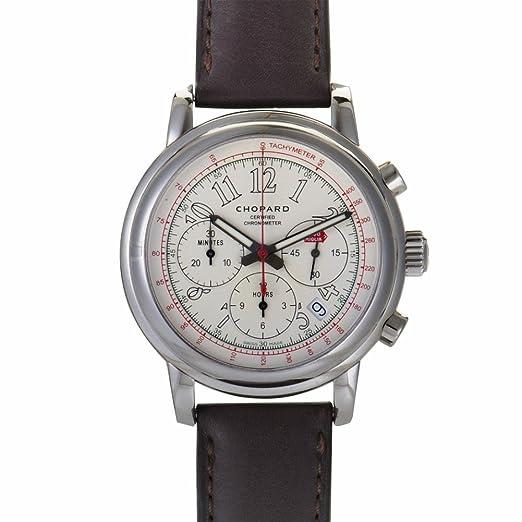 Chopard Mille Miglia automatic-self-wind Mens Reloj 168511 - 3036 (Certificado) de segunda mano: Chopard: Amazon.es: Relojes
