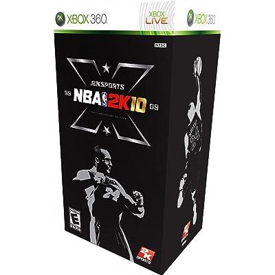 NBA 2K10 Anniversary Edition -Xbox 360