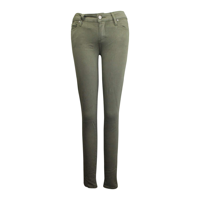 Paige Denim Womens Verdugo Ankle Skinny Jean  Camo Green Camo Green 24, 26, 27, 28