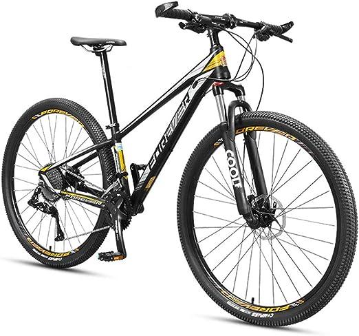 QIMENG Bicicleta Montaña Adulto Bicicleta Montaña 29