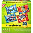 Nabisco Classic Mix Cookies & Crackers Variety Snack Packs, 20 Count Box