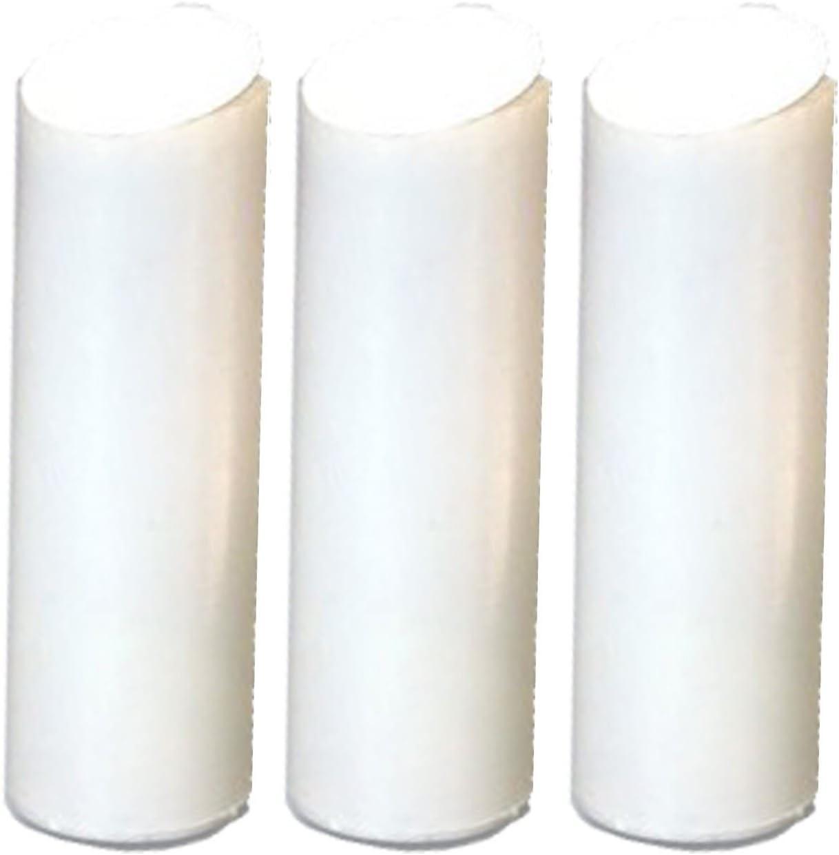 4/X Finerfilters Cartouches de filtre de douche de remplacement