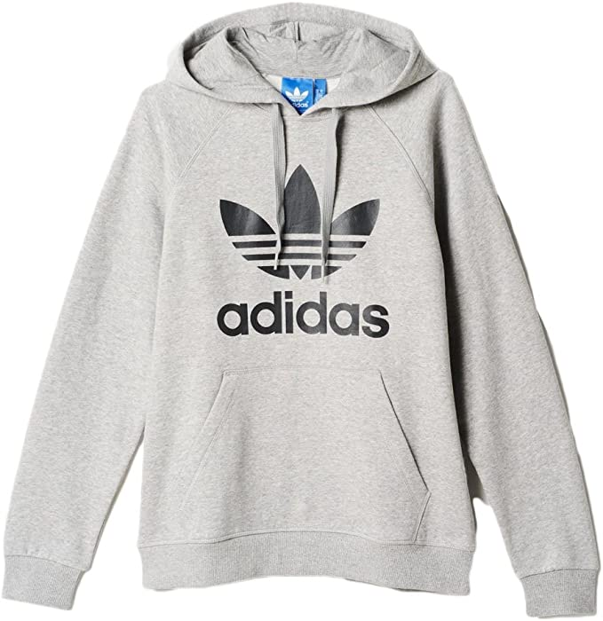 adidas pour Homme Originals Trefoil Sweat à Capuche Medium