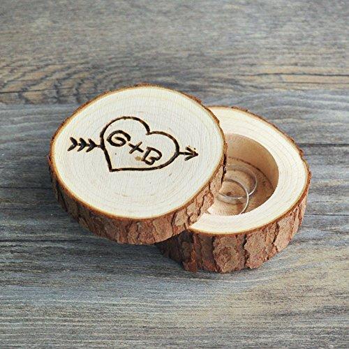 Custom Personalized Wedding Valentines Engagement product image