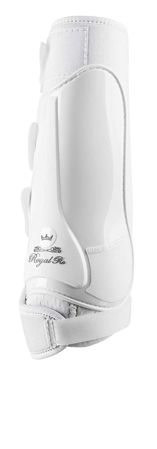 XL gera Royal Dressage Boot rear (L, White)