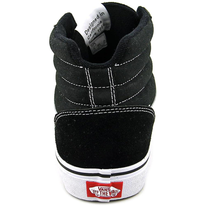 Hautes Chaussures De Fourgons Noirs uZApP