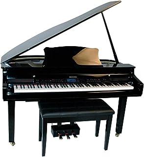 Suzuki 88-Key Digital Pianos - Home MDG-330 bl