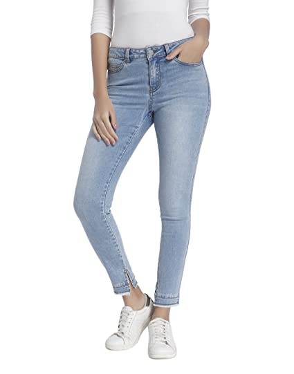 Vero Moda Womens Slim Jeans